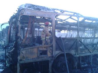 Hasta ahora, sin embargo, no hay indicios de que criminales estén involucrados en el incendio de...