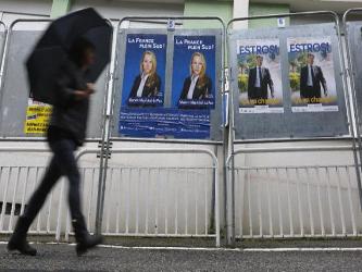 Las proyecciones colocan en la cima a los candidatos del Frente Nacional en seis de las 13 nuevas...