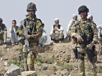 Stoltenberg resaltó que el conflicto sirio no implica una guerra entre el mundo islámico y...