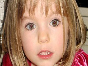 Madeleine tenía 3 años cuando desapareció del apartamento en el que dormía en un complejo turístico de Praia da Luz, en el Algarve, mientras sus padres cenaban con unos amigos.