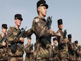 El número de aspirantes a entrar en el Ejército francés se ha multiplicado por 10, al pasar de 150...