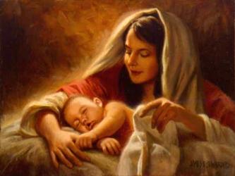 El misterio de la Encarnación de la Palabra de Dios fue preparado en el Antiguo Testamento,...