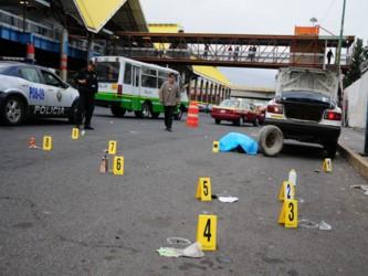 """""""La violencia en México se ha expandido por todo el país, por lo que nuestros hallazgos..."""
