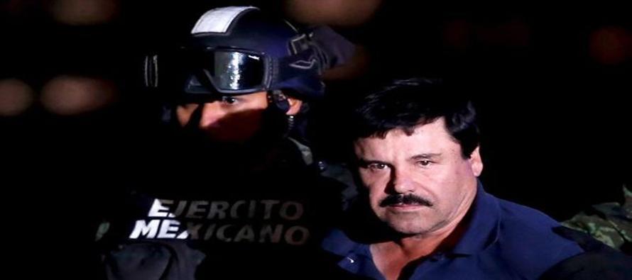 El capo fue internado al mismo penal, aunque las autoridades ajustaron las medidas de seguridad,...