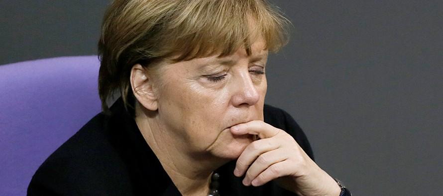 Alemania —que ha recibido más de un millón de refugiados desde que empezó la crisis— es la...