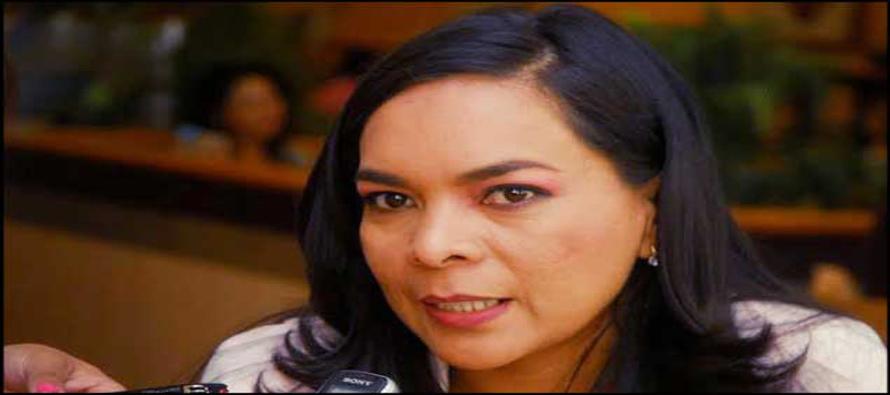 Mojica Morga reconoció que no es la primera mujer del Partido de la Revolución Democrática que ha...