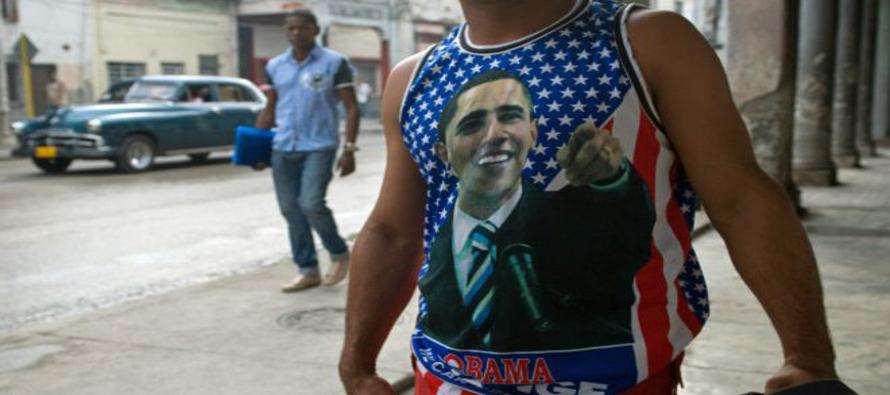 Cierto es que Obama no es el único involucrado en este largo proceso, pero sí el promotor de que la...
