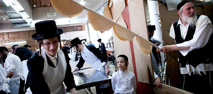 La edad promedio de este sector es de 48, más jóvenes que los judíos de Estados Unidos, cuya edad...