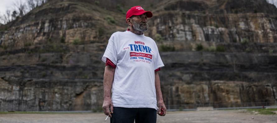 El lugar donde Donald Trump es rey