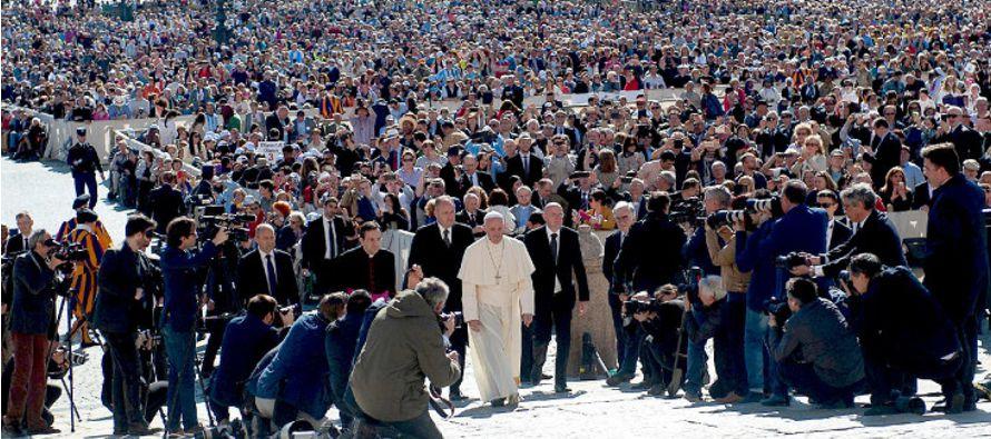 Ignorar el sufrimiento del hombre es ignorar a Dios: Papa Francisco