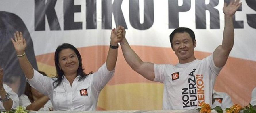 Choque de hermanos podr�a golpear a candidata Fujimori en carrera a presidencia de Per�