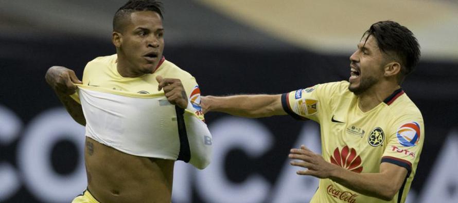 Am�rica se corona bicampe�n de la CONCACAF
