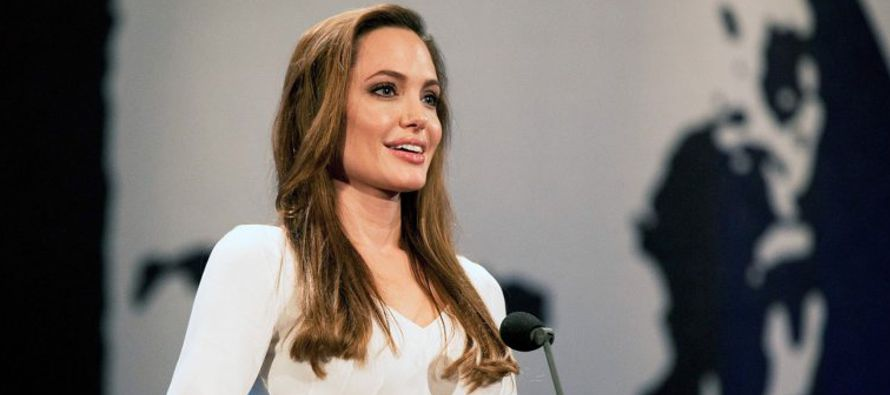 Angelina Jolie ser� profesora universitaria en Londres