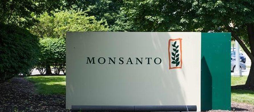 Monsanto rechaza oferta de Bayer, pero est� abierta a negociar