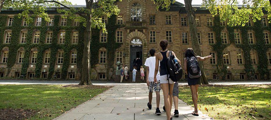 Las universidades de Estados Unidos buscan atraer m�s estudiantes extranjeros