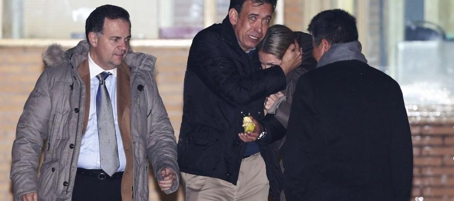 La Justicia espa�ola archiva definitivamente el caso Moreira