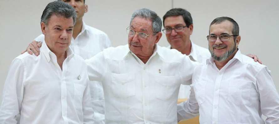 """Juan Manuel Santos sorprendió a todos  con la frase: """"Tenemos información amplísima que ellos están..."""