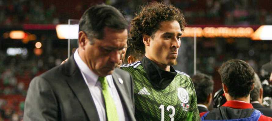 La abultada derrota significa una dura despedida para México, que aspiraba a más tras haber...