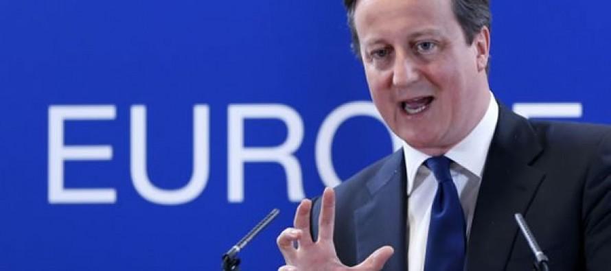 Cameron insiste en que econom�a de G.Breta�a es robusta