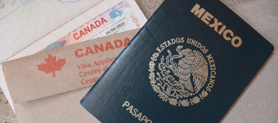 Canad� elimina visas a mexicanos