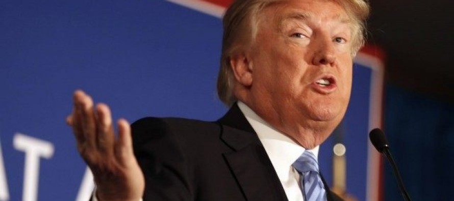 """Trump hace llamado a nueva era de """"americanismo"""" econ�mico"""