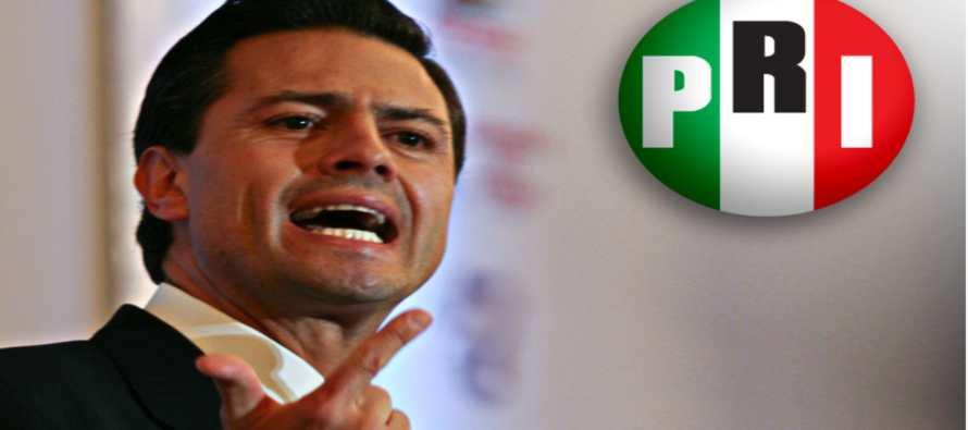 Para hacer el nombramiento, el jefe político real del partido consultó con el subjefe, o sea Luis...