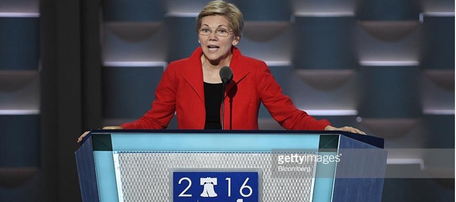 """Elizabeth Warren avisa a Trump: """"Este noviembre los estadounidenses ir�n por ti"""""""