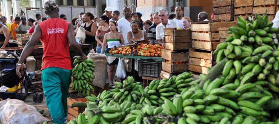 Una caída de los precios mundiales de los alimentos en julio luego de cinco incrementos mensuales...