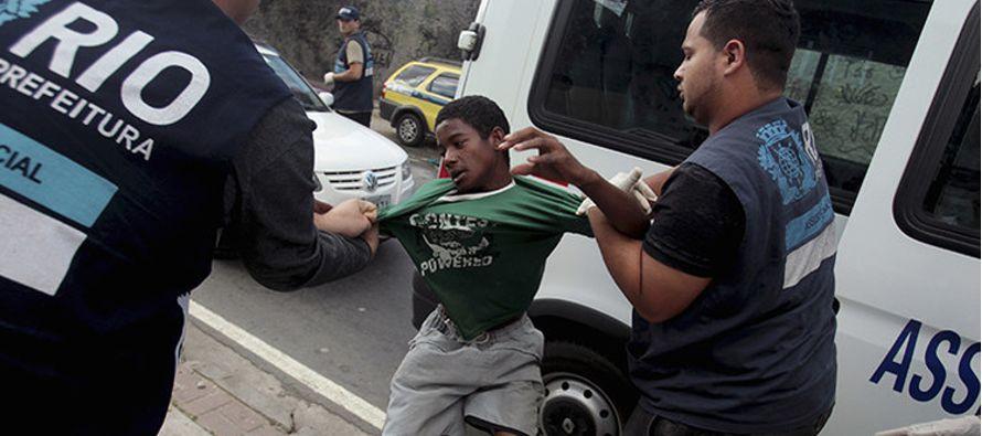 El impresionante despliegue policial no disuadi� a los delincuentes