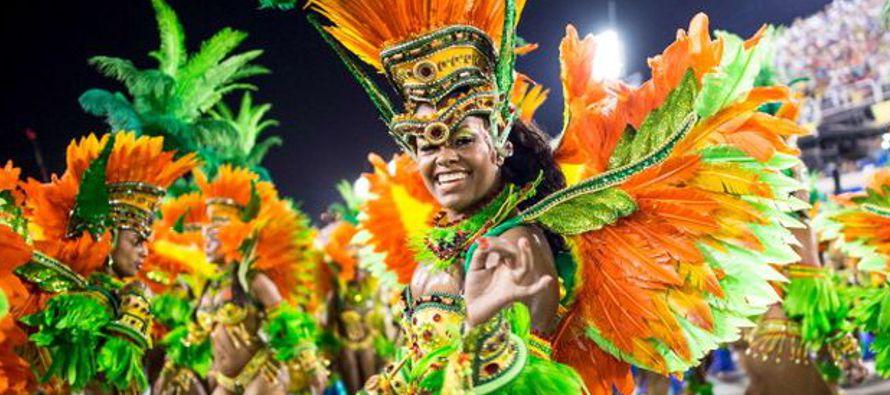 Carnaval y samba en la emotiva despedida de R�o a los Juegos de 2016