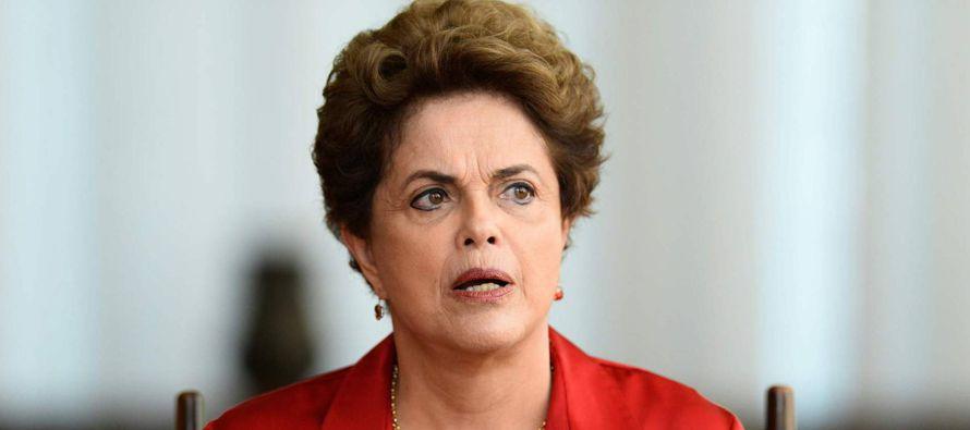 El desaf�o de Rousseff