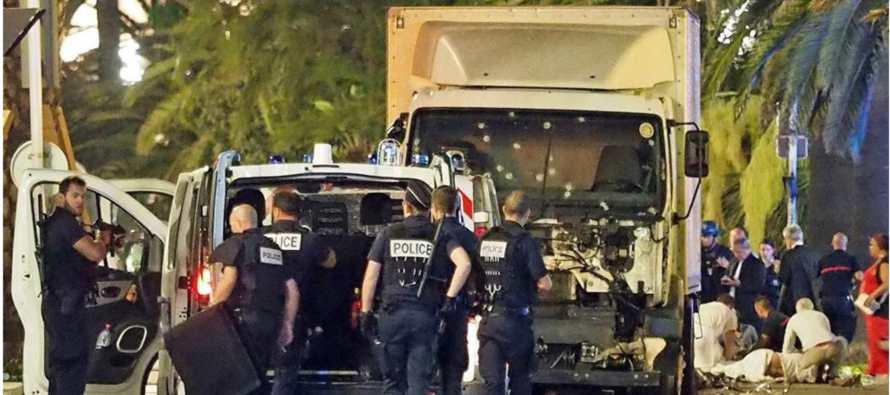 Terrorismo moderno: d�as de furia