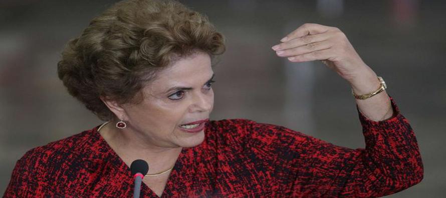 """Defensa de Rousseff hablar� """"al Senado, a la sociedad y a la historia"""""""