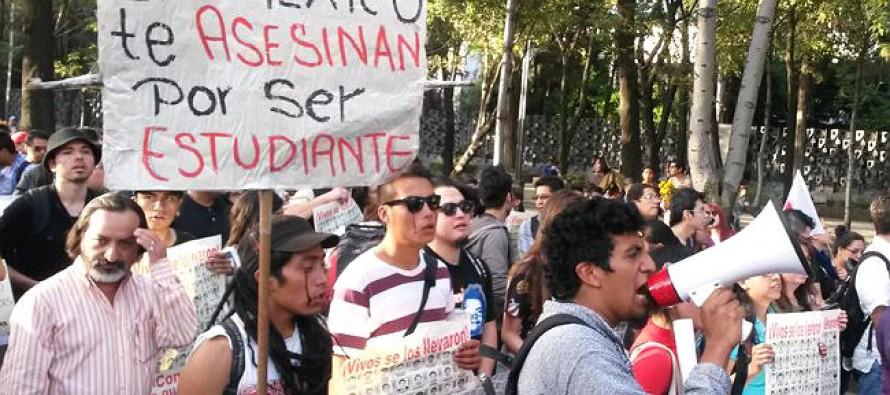 Los estudiantes que sobrevivieron a la noche de Iguala siguen buscando respuestas