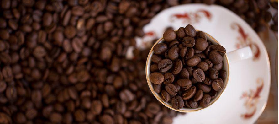 El cambio clim�tico podr�a amenazar el abastecimiento mundial de caf�
