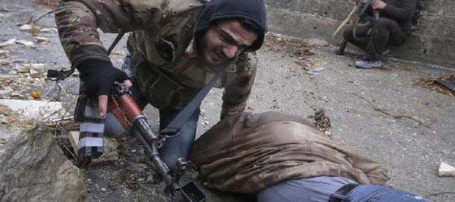 Rusia acusa a la oposici�n siria de usar escudos humanos para atacar en Alepo