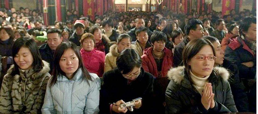 China anuncia reformas para aumentar la libertad de expresi�n y religiosa