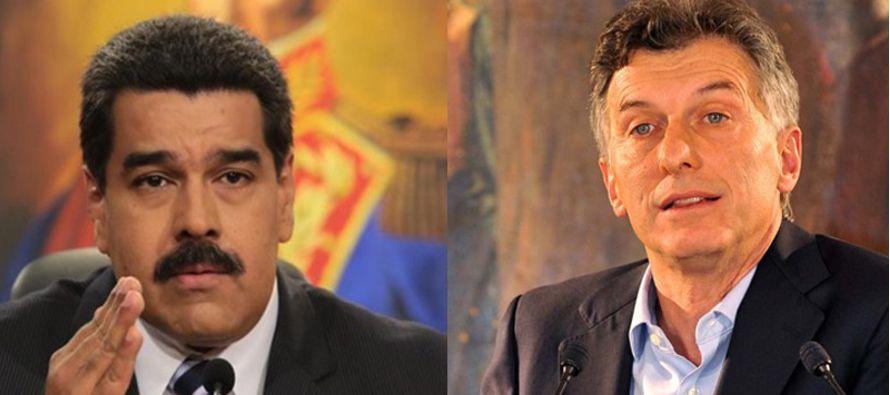 """A Macri """"no le importa nada el pueblo porque después le garantizan su retiro glorioso por..."""