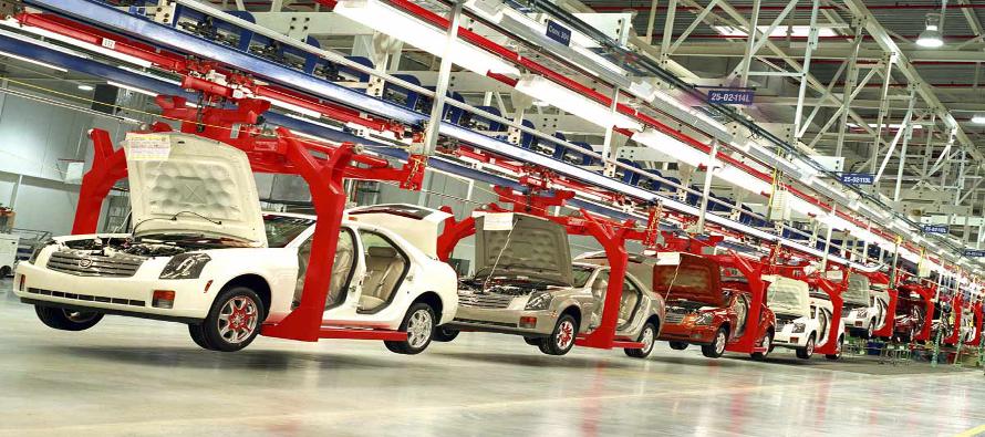 México envía la mayor parte de los autos que produce a Estados Unidos, su principal socio...