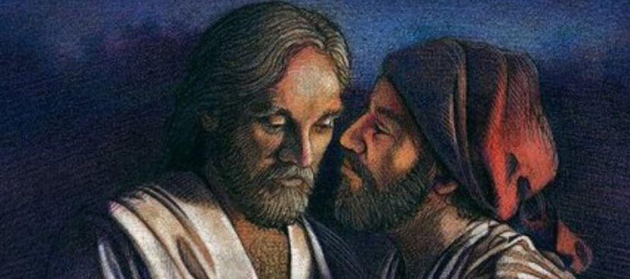 Al darse cuenta de su error, Judas cayó en un sentimiento de culpa que le provocó dolor, pues el...