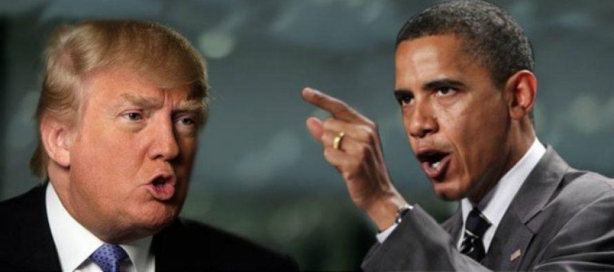 Barack Obama a Donald Trump: �Deja de quejarte�