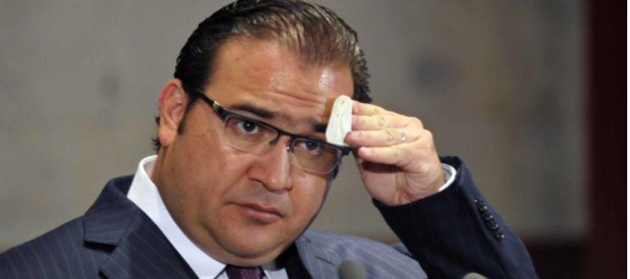 Caso de gobernador de Veracruz, cr�nica de una fuga anunciada por opositores