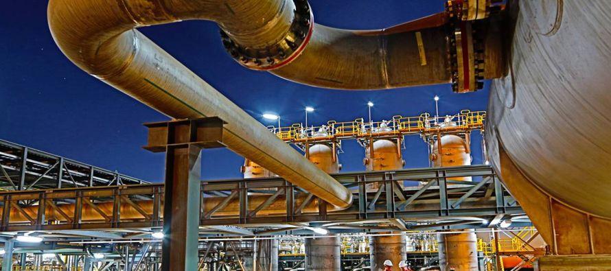 BHP Billiton ve los primeros s�ntomas de una recuperaci�n de los commodities