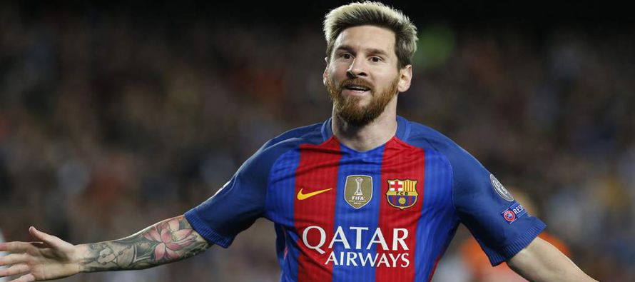 Barca golea a Manchester City con tripleta de Messi en Liga Campeones; Atl�tico Madrid gana