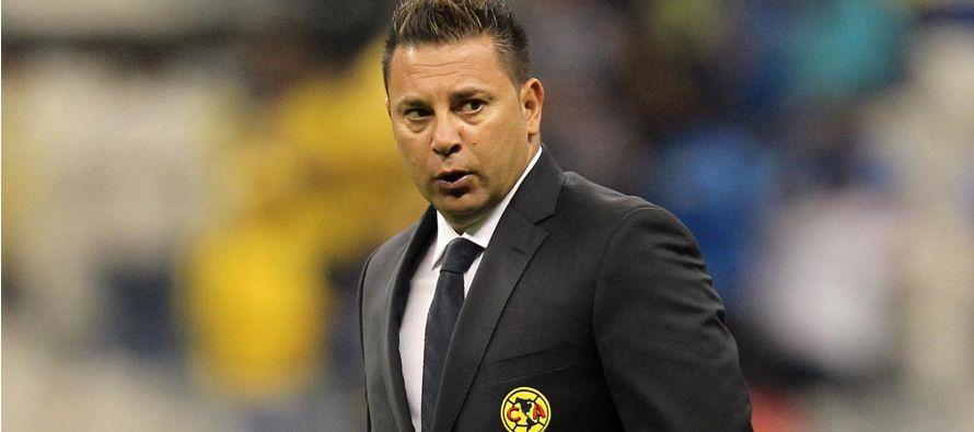 Argentino Mohamed tiene en mente convertirse en DT de selecci�n M�xico