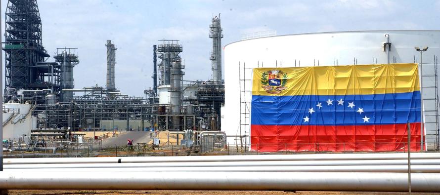 Los problemas de Venezuela para extraer petr�leo agudizan su crisis econ�mica