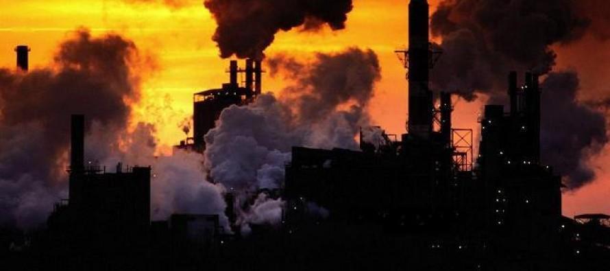 La concentraci�n de CO 2 supera todos los registros hist�ricos