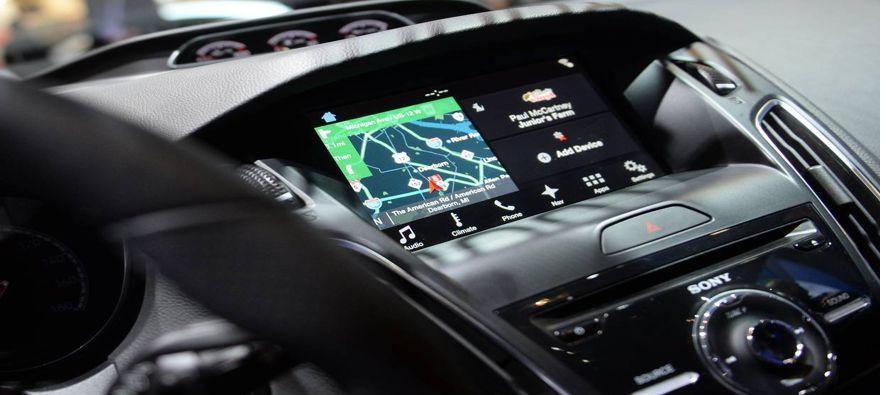 Las automotrices a�n corren por detr�s en cuanto a la tecnolog�a del tablero