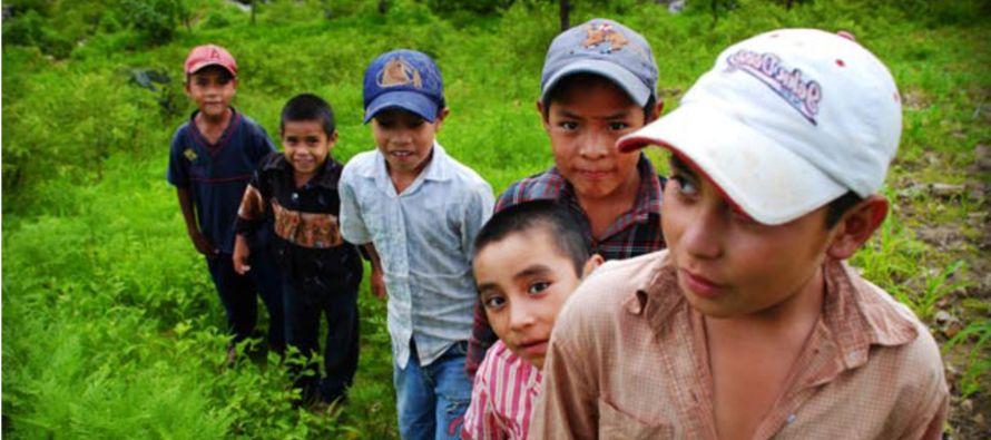 Se duplic� la detenci�n de menores centroamericanos no acompa�ados