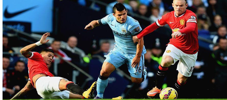 United vence 1-0 al City con gol de Mata y pasa a cuartos de final de Copa de la Liga
